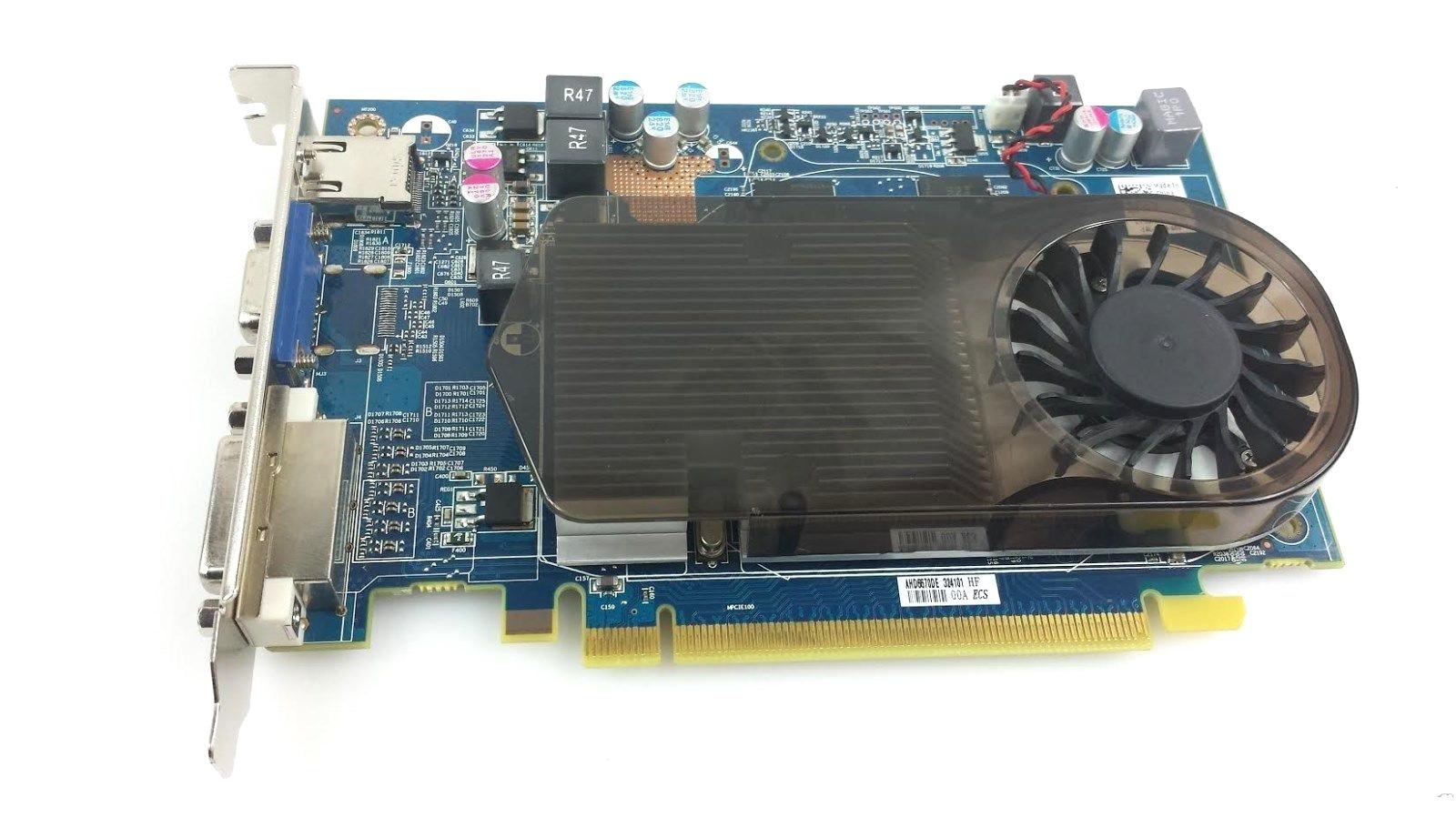 VGAStore.com. DELL WX52N Radeon HD 6670 1GB GDDR5 PCI-E