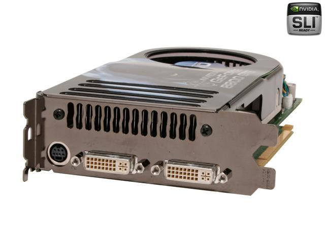 Picture Of BFG BFGR88640GTSOCE GeForce 8800 GTS 640MB 320 Bit GDDR3 PCI Express X16 HDCP