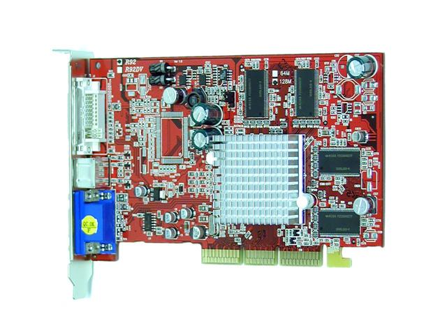 Picture Of POWERCOLOR R92 C3L Radeon 9200 128MB DDR AGP 4X 8X Video Card