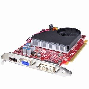 Picture of MSI DELPHINUS 2 Radeon HD 4650 1GB 128-bit GDDR3 PCI Express 2.0 x16 HDCP Ready Video Card