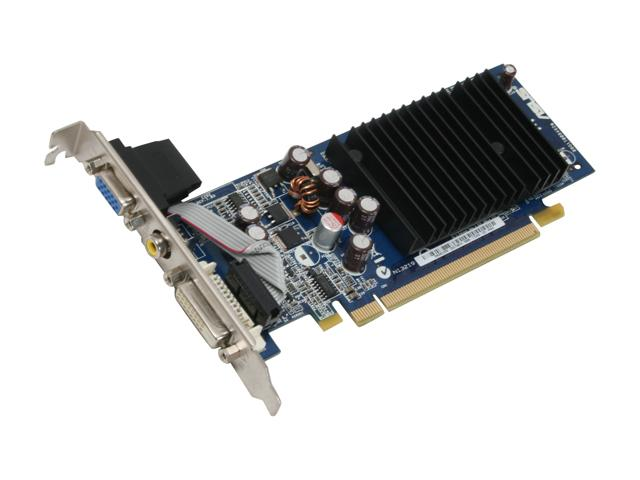ASUS EN6200LE/TC256/TD/64 GeForce 6200LE 256MB(64MB on Board) 32-bit DDR PCI Express x16 Video Card
