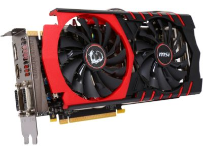 MSI GTX 970 GAMING 4G GeForce GTX 970 4GB 256-Bit GDDR5 HDCP Ready SLI Support G-SYNC Support Video Card