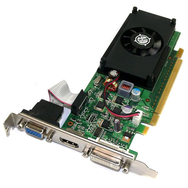 BFG BFGE210512D2E GeForce 210 512MB 64-bit DDR2 PCI Express 2.0 x16 HDCP Ready Low Profile Ready Video Card