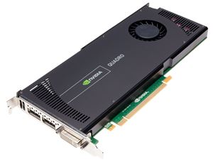Picture of PNY VCQ4000V2-T Quadro 4000 2GB 256-bit GDDR5 PCI Express 2.0 x16 HDCP Ready Workstation Video Card