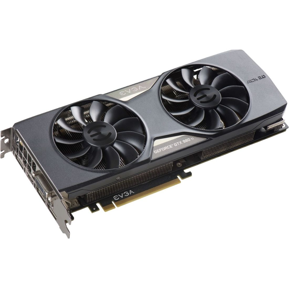 EVGA 06G-P4-4995 KR GeForce GTX 980 Ti SC+  6GB 384bit GDDR5 PCI-E 3.0 16x Graphics Card