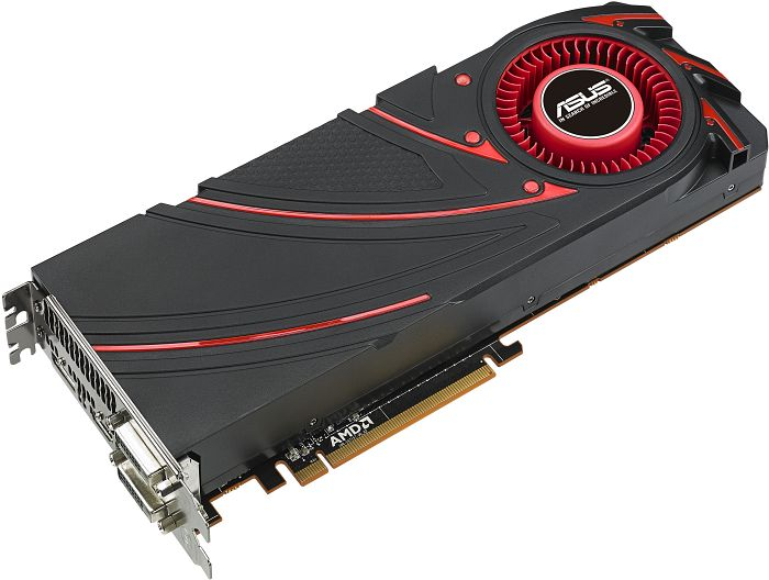 ASUS R9290X-4GD5 RADEON R9 290X GAMING 4GB GDDR5 PCI EXPRESS X16 VIDEO CARD.
