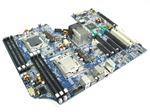 Picture of HP 460840-003 Z600 Workstation Motherboard  Intel Tylersburg-WS 1S Platform