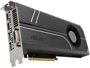 Picture of ASUS TURBO-GTX1060-6G GeForce GTX 1060 6GB 192-Bit GDDR5 PCI Express 3.0 HDCP Ready Video Card