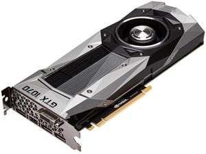 Picture of NVIDIA 900-1G411-2520-001 GeForce GTX 1070 Founders Edition 8GB GDDR5X PCI Express 3.0 Video Card