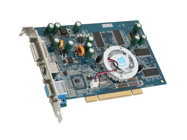 CHAINTECH P-FX20 GeForce FX 5200 256MB 128-bit DDR PCI Video Card