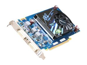 Picture of PNY VCG98GTEE1XPB GeForce 9800 GT 1GB 256-bit DDR3 PCI Express 2.0 x16 HDCP Ready SLI Support Video Card