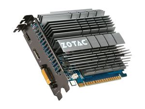 Picture of ZOTAC ZT-40601-20L GeForce GT 430 (Fermi) Zone Edition 1GB 128-bit DDR3 PCI Express 2.0 x16 HDCP Ready Video Card