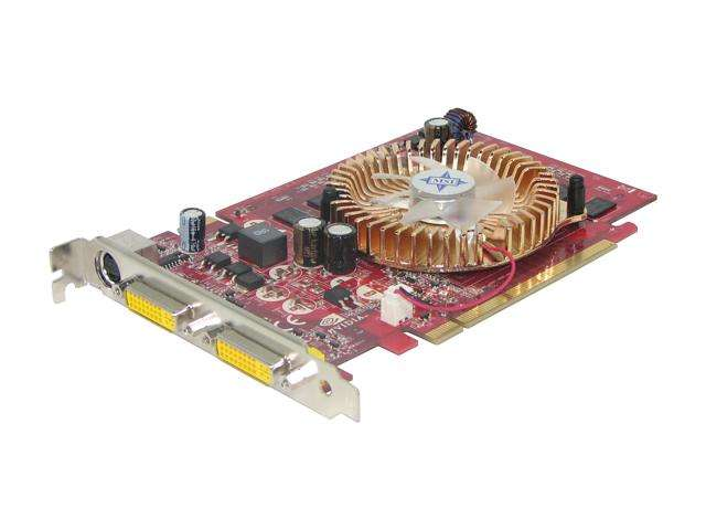 MSI NX7600GS-T2D256E GeForce 7600GS 256MB 128-bit GDDR2 PCI Express x16 SLI Support Video Card