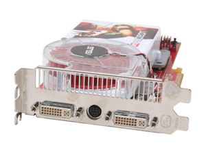 Picture of CONNECT3D 3056 Radeon X1900XT 512MB 256-bit GDDR3 PCI Express x16 Video Card - OEM