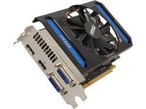 Picture of MSI R7790 1GD5 OC  Radeon HD 7790 1GB 128-bit GDDR5 PCI Express 3.0 x16 HDCP Ready CrossFireX Support Video Card