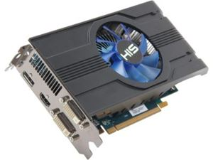Picture of HIS H779FT1GD  Radeon HD 7790 Turbo 1GB 128-bit GDDR5 PCI Express 3.0 x16 HDCP Ready CrossFireX Support Video Card