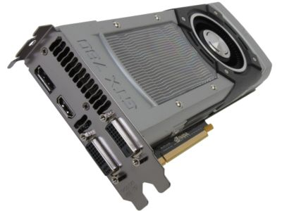 PNY GMGTX78N3H3GJ   GeForce GTX 780 3GB 384-bit GDDR5 PCI Express 3.0 x16 SLI Support Video Card