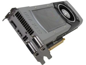 Picture of PNY GMGTX78N3H3GJ   GeForce GTX 780 3GB 384-bit GDDR5 PCI Express 3.0 x16 SLI Support Video Card