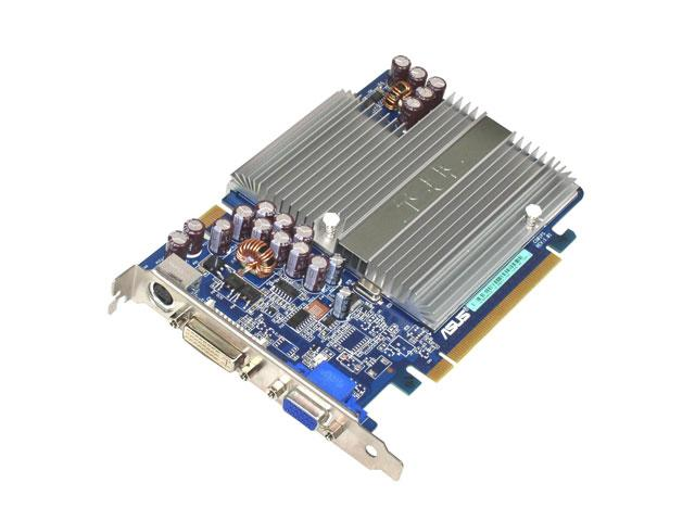ASUS EN7600GS SILENT/HTD/512M GeForce 7600GS 512MB 128-bit GDDR2 PCI Express x16 SLI Support Video Card