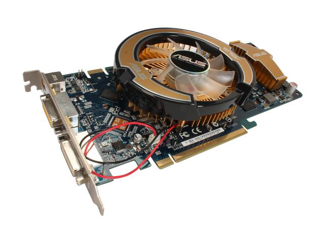 ASUS EN9800GT/HTDP/1GD3/A GeForce 9800 GT 1GB 256-bit GDDR3 PCI Express 2.0 x16 HDCP Ready Video Card