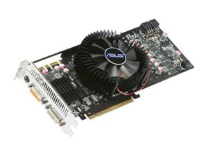 Picture of ASUS ENGTX260 GL+/HTDI/896MD3 GeForce GTX 260 896MB 448-bit GDDR3 PCI Express 2.0 x16 HDCP Ready SLI Support Video Card