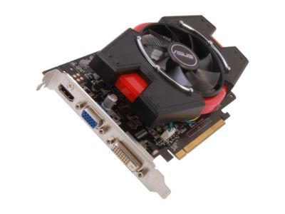ASUS GTX650-E-1GD5 GeForce GTX 650 1GB 128-bit GDDR5 PCI Express 3.0 x16 HDCP Ready Video Card