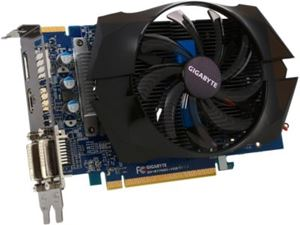 Picture of GIGABYTE GV-R779OC-1GD Radeon HD 7790 1GB 128-Bit GDDR5 PCI Express 3.0 x16 HDCP Ready Video Card