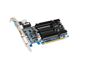 Picture of GIGABYTE GV-N610D3-2GI GeForce GT 610 2GB 64-bit DDR3 PCI Express 2.0 x16 HDCP Ready Low Profile Video Card