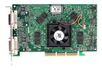 Picture of MAXTOR PH-A128R Parhelia Video Card  128MB AGP 4X 2D 3D  DVI  S-Video