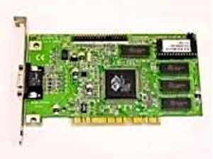 Picture of APPLE 1023710200 ATI PCI 3D Rage II Mach64 Video  S-Video TV-out Video Card
