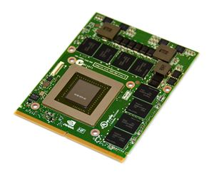 Picture of DELL W85PF GeForce GTX 680M GDDR5 256-bit MXM Mobile Graphic Card