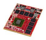 Picture of AMD GRANVILLE PRO Radeon HD 6870M GDDR5 256-bit MXM Mobile Graphic Card