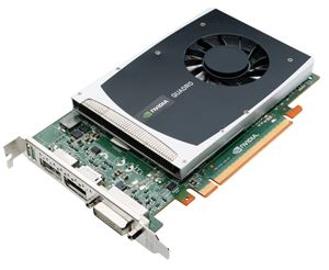 Picture of NVIDIA 699-51232-0500-200 Quadro 2000 1GB 128-bit GDDR5 PCI Express 2.0 x16 Workstation Video Card