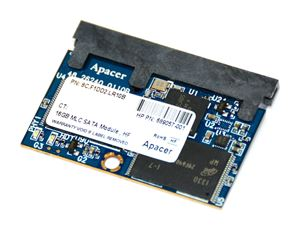 Picture of APACER 8C.F1DDR2.LR10B 16GB Embedded MLC SATA Flash Memory Module