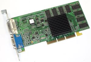 Picture of APPLE 630-3075 ATI Rage 128 PRO 16MB AGP DVI VGA Video Card for Powermac G4