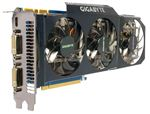 Picture of GIGABYTE GV N580SO GeForce GTX 580 1.5GB GDDR5 PCI Express 2.0 2x DVI-I / mini-HDMI SLI Ready Graphics Card