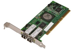 Picture of ORACLE SG-XPCI2FC-QF2 QLA2342 SANblade Fibre Channel PCI-X