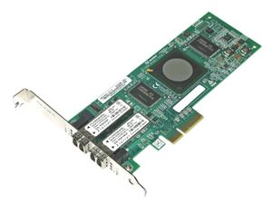 Picture of ORACLE SG-XPCIE2FC-QF4 QLE2462 Dual Port Fiber Channel PCI Express Host Bus Adapter 4Gbps PCI-Express 2 x LC