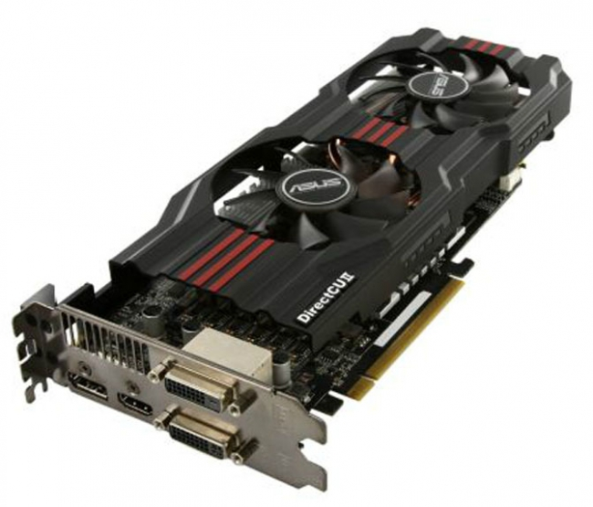 ASUS HD7850-DC2-2GD5 Radeon HD 7850 2GB 256-bit GDDR5 PCI Express 3.0 x16 HDCP Ready CrossFireX Support Video Card