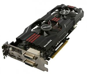 Picture of ASUS HD7850-DC2-2GD5 Radeon HD 7850 2GB 256-bit GDDR5 PCI Express 3.0 x16 HDCP Ready CrossFireX Support Video Card
