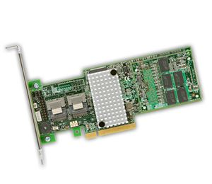 Picture of IBM 03X4448 9270-8I MegaRAID PCI-Express 3.0 x8 SATA / SAS RAID Controller Single