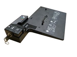Picture of IBM 250410J Advanced Mini Dock 2504 for ThinkPad  T60 R60 Z60 with Key and Power Supply