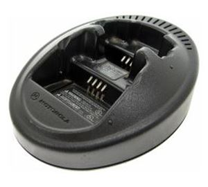 Picture of MOTOROLA NTN8103A Dual Battery Charger for Cell Phone