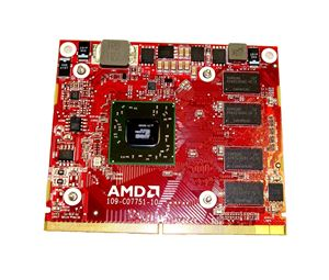Picture of AMD 109-C07751-10 Radeon HD 6450 512MB GDDR3 MXM Graphics Card
