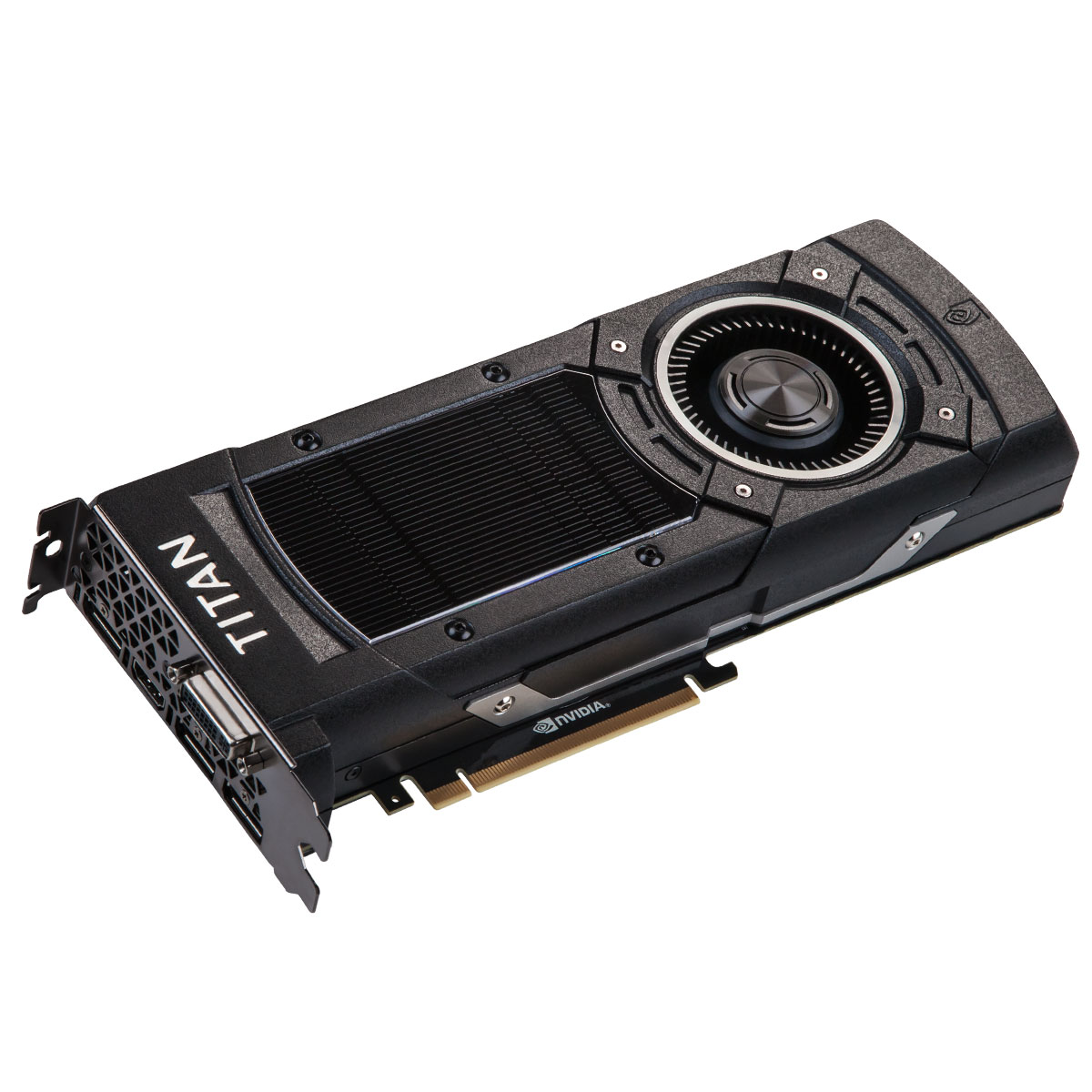 EVGA 12G P4 2990 KR GeForce GTX TITAN X 12GB 384-Bit GDDR5 PCI Express 3.0 HDCP Ready SLI Support Video Card