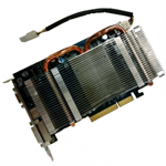 Picture of IGT 102G021102-IGT ATI Radeon HD 3650 Video Card for IGT AVP 2.5